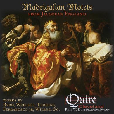 Madrigalian Motets